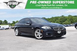 2013 BMW 535i xDrive (A8) - Immaculate Condition, Fully Equipped Sedan