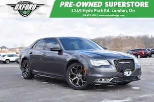 2019 Chrysler 300 S - Well Equipped, Low Kms, GPS Sedan