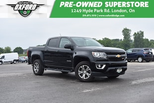 2018 Chevrolet Colorado Z71 - Clean, Loaded, Low Kms Truck Crew Cab