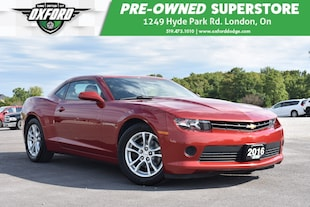 2015 Chevrolet Camaro LS 1LS - Low Kms, Rare, Manual Coupe