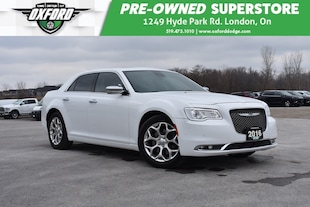 2016 Chrysler 300C Platinum - One Owner, Well Equipped, Low Kms Sedan