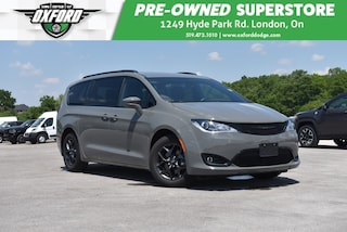2020 Chrysler Pacifica Touring-L - Demo, S Package, Well Equipped Van Passenger Van