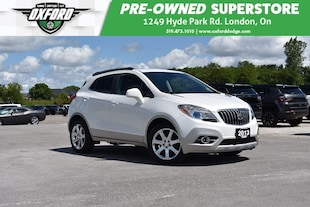2013 Buick Encore Premium - Well Maintained, Fully Equipped SUV