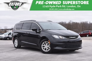 2017 Chrysler Pacifica Touring - Company Vehicle, Well Maintained, Van Passenger Van