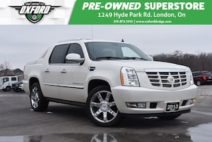 2013 CADILLAC Escalade EXT Base - Very Rare Vehicle, Well Maintained, Low Kms SUV