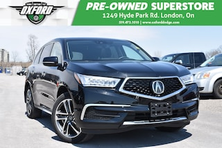 2017 Acura MDX Navigation Package - One Owner, Sunroof SUV