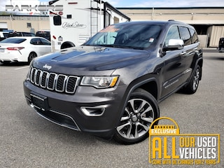 2018 Jeep Grand Cherokee Limited SUV 1C4RJFBG3JC233405