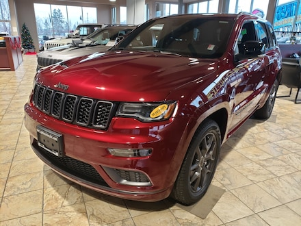 New 2020 Jeep Grand Cherokee Limited SUV for sale in in Penticton, BC