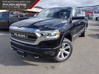 New 2020 Ram 1500 Limited Truck Crew Cab for sale in Penticton, BC