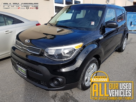 Used 2018 Kia Soul LX Hatchback for sale in Penticton, BC