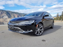 2016 Chrysler 200 C AWD Sedan