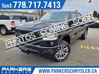 New 2021 Ram 1500 Laramie 4x4 Crew Cab 144.5 in. WB for sale in Penticton, BC for sale in Penticton, BC