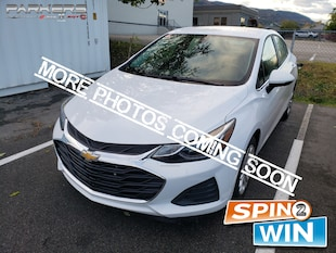 2019 Chevrolet Cruze LT Turbo Sedan