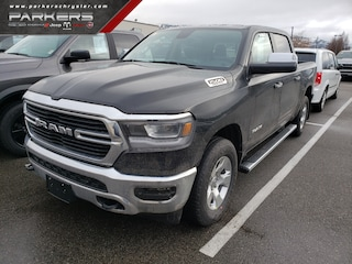 New 2020 Ram 1500 Big Horn Truck Crew Cab for sale in Penticton, BC