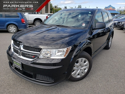 Used 2018 Dodge Journey SXT SUV for sale in Penticton, BC