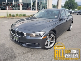 2014 BMW 3 Series 320i xDrive Sedan WBA3C3G56ENS72003