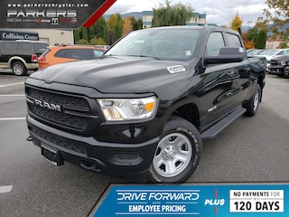 2019 Ram All-New 1500 Tradesman Truck Crew Cab 1C6SRFNT5KN902760