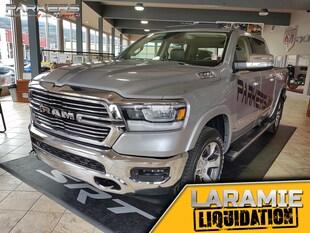 2019 Ram All-New 1500 Laramie Crew Cab 4x4 Truck Crew Cab