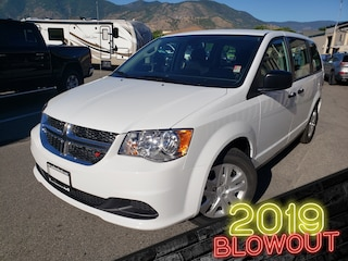 2019 Dodge Grand Caravan Canada Value Package Van 2C4RDGBG3KR715880