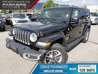 2020 Jeep Wrangler Unlimited Sahara SUV 1C4HJXEGXLW178479