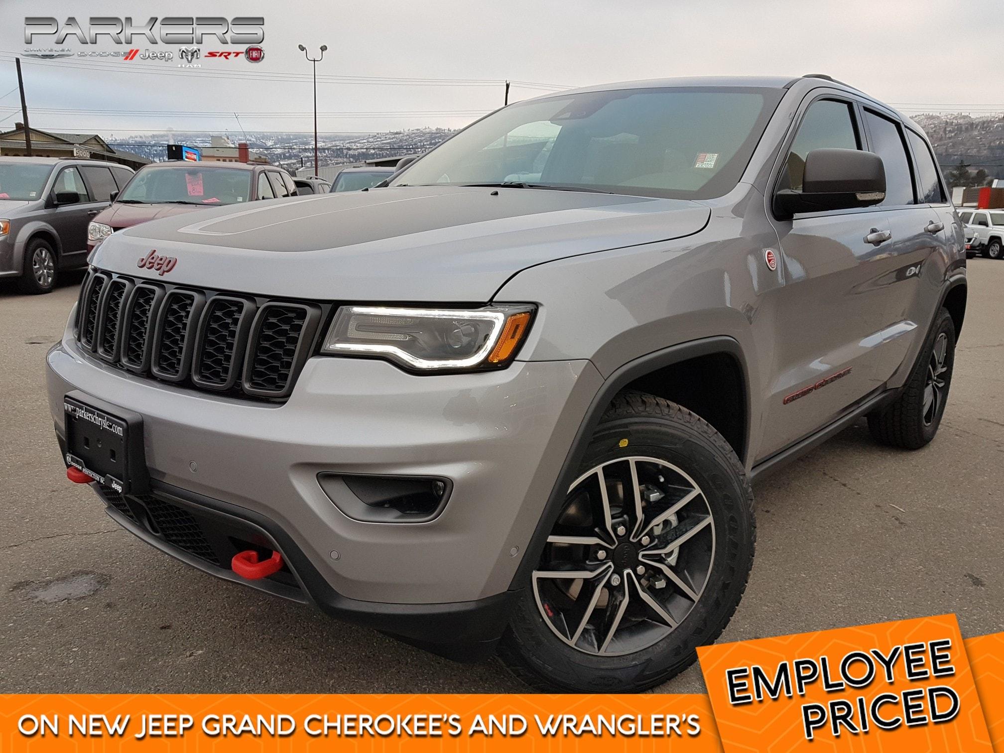 2019 Jeep Grand Cherokee SUV
