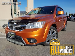 2011 Dodge Journey R/T SUV 3D4PH6FG1BT569902