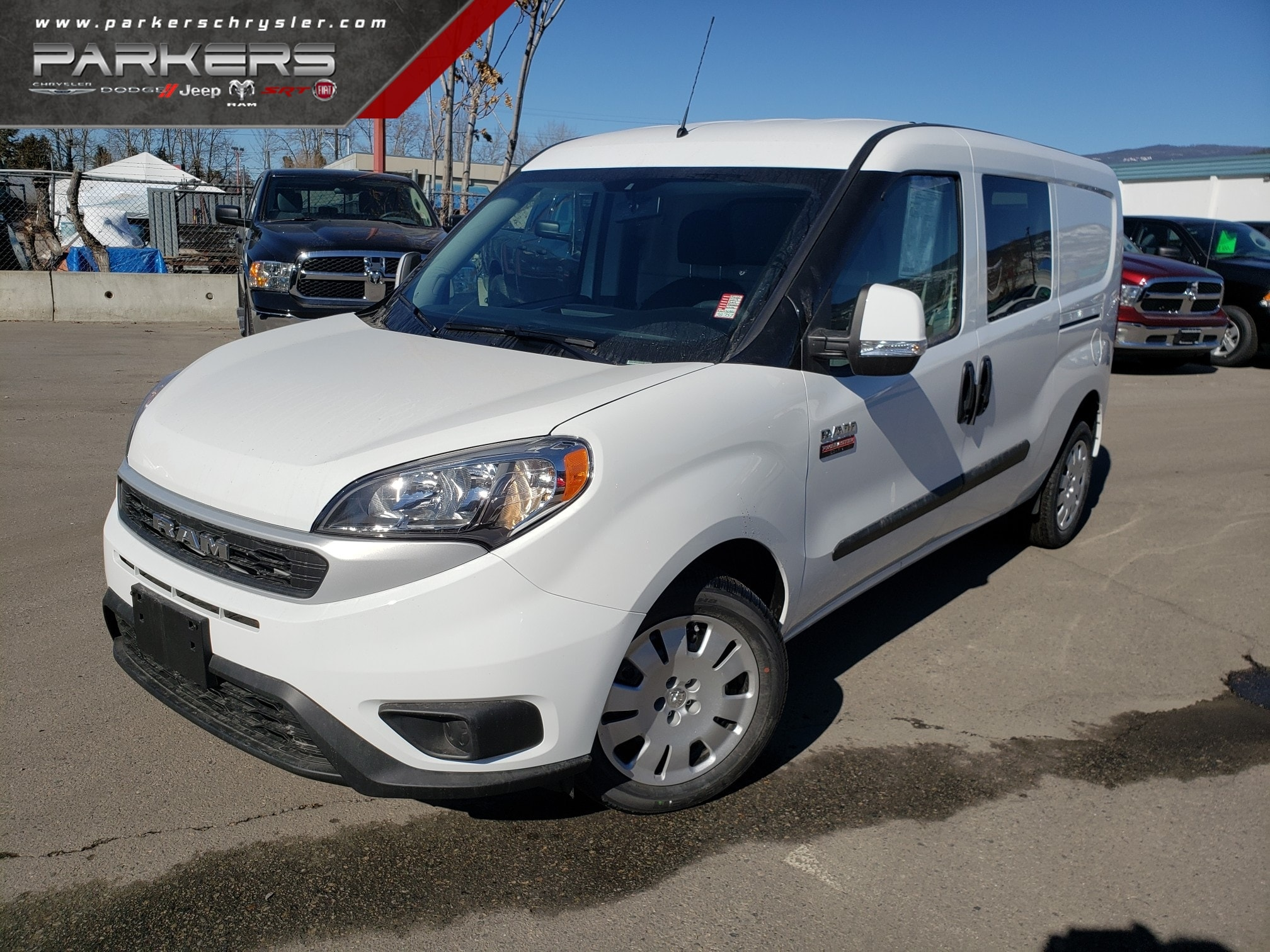 2019 Ram ProMaster City Van