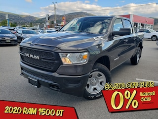 2020 Ram 1500 Tradesman Truck Crew Cab 1C6SRFGT9LN100968