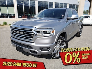 New 2020 Ram 1500 Longhorn Truck Crew Cab for sale in Penticton, BC