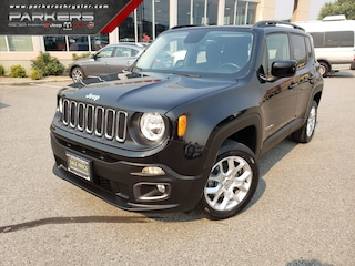 2016 Jeep Renegade North SUV ZACCJBBT7GPC87984