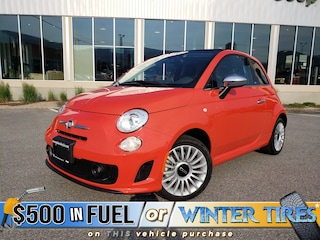2019 FIAT 500 Lounge Convertible 3C3CFFEH4KT750587