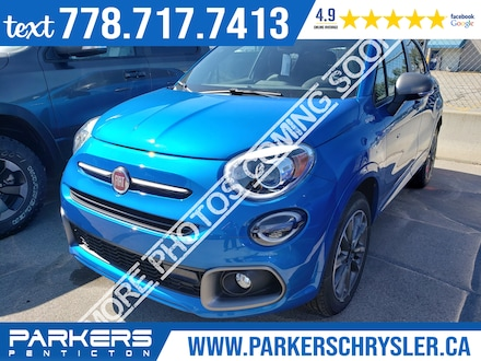 2020 FIAT 500X Sport All-wheel Drive for sale in Penticton, BC