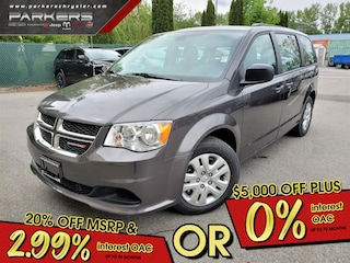 2020 Dodge Grand Caravan Canada Value Package Van 2C4RDGBG6LR167939
