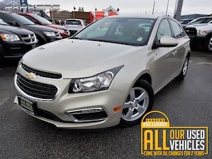 2016 Chevrolet Cruze Limited 2LT Sedan