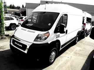 2019 Ram ProMaster 1500 High Roof 136 in. WB Van Cargo Van