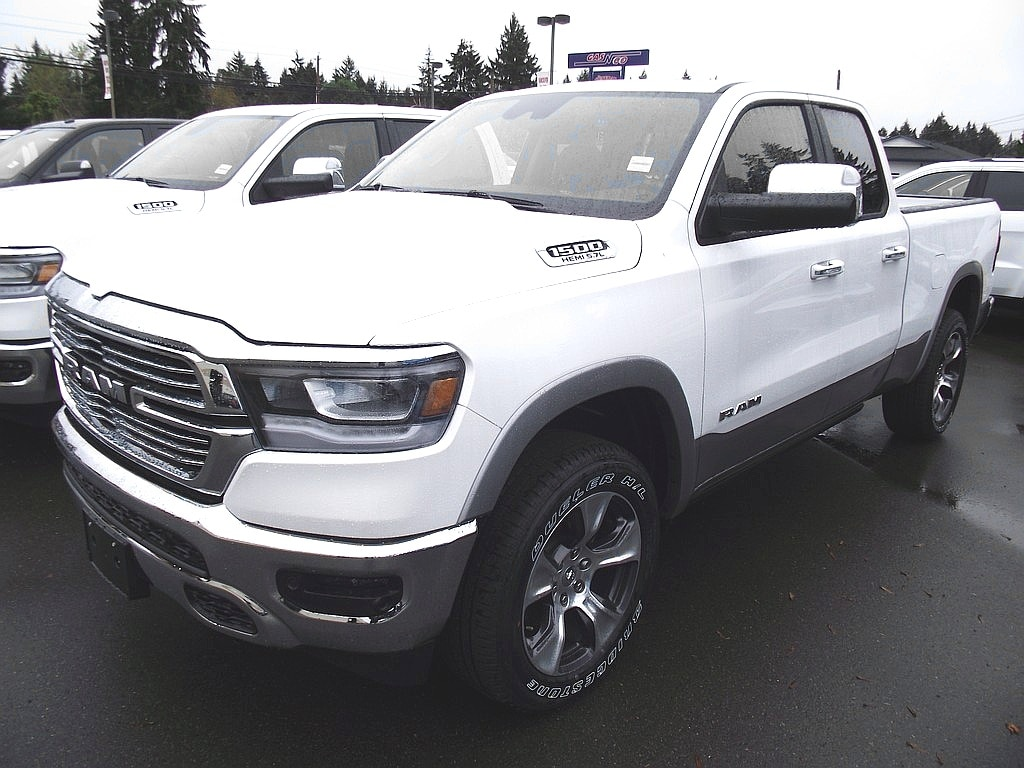 2019 Ram All-New 1500 Laramie Camion Quad Cab