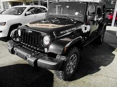 2018 Jeep Wrangler JK Unlimited Rubicon SUV
