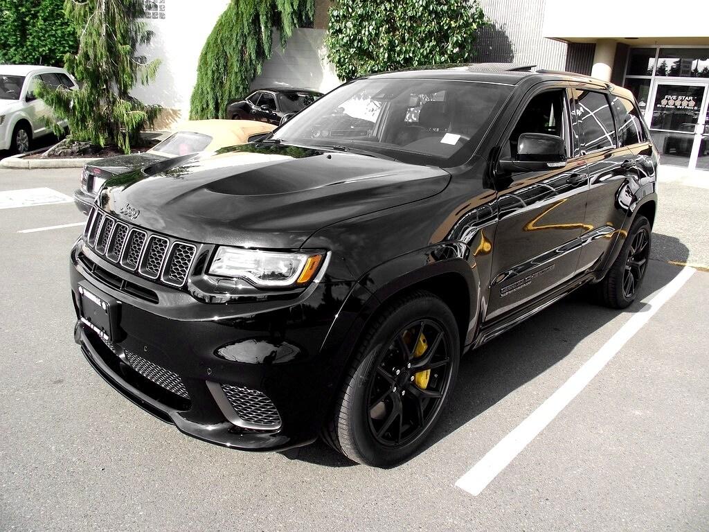 2018 Jeep Grand Cherokee Trackhawk 4X4