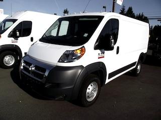 2018 Ram ProMaster 1500 Low Roof 136 in. WB Van Cargo Van