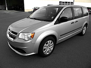 2014 Dodge Grand Caravan Canada Value Package Wagon