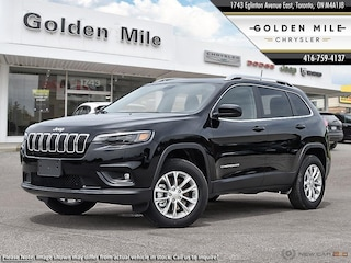 2019 Jeep New Cherokee