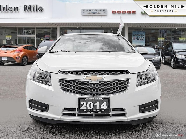 Used 2014 Chevrolet Cruze 1LT TURBO LOW KMS! For Sale