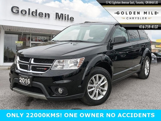 2016 Dodge Journey SXT ONLY 22000KMS! FWD  SXT