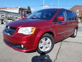 2011 Dodge Grand Caravan Crew Minivan