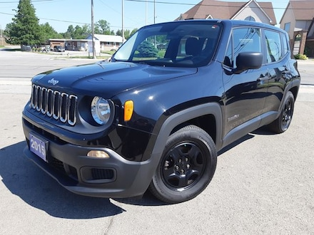 2015 Jeep Renegade Sport Crossover