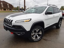 2017 Jeep Cherokee Trailhawk VUS