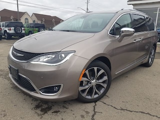 2018 Chrysler Pacifica Limited Mini-Fourgonnette