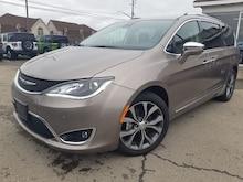 2018 Chrysler Pacifica Limited Mini-Fourgonnette