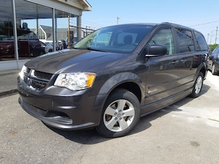 2015 Dodge Grand Caravan Canada Value Package Minivan
