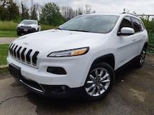 2016 Jeep Cherokee Limited Special Price Feb VUS